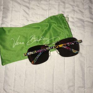 NWT never worn Vera Bradley sunglasses